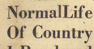 1945: Strike Paralyzes Argentina - The New York Times