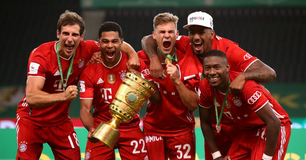 Did Bayern Complete Its Rebuild While No One Noticed?